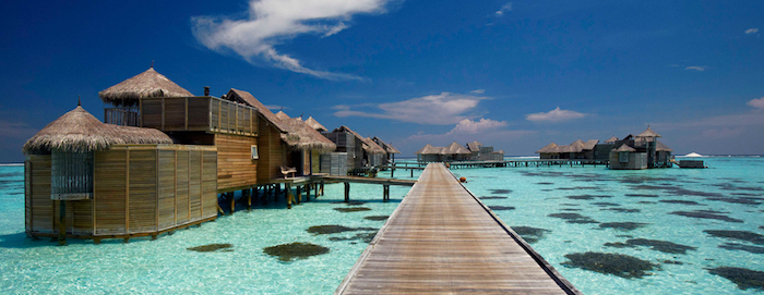 Luxury Beach Detox in the Maldives at Gili Lankanfushi