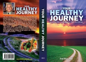 Fred Bisci's book - Your Healthy Journey