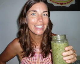 Green Smoothie Love!