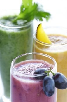 Juicing is a great way to detox the body, mind & spirit