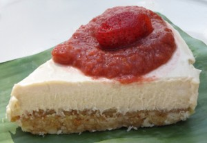 It really tastes Just Like Cheesecake!