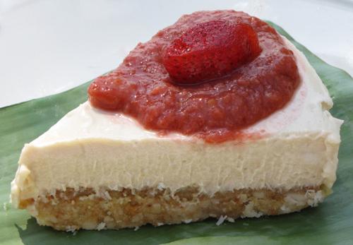 It really tastes Just Like Cheesecake!