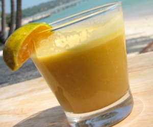 Healthy Liver Flush Drink
