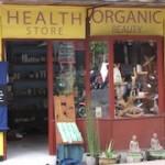Health Shop across from Kafe, Ubud