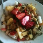 Raw Food Breakfast Bliss!