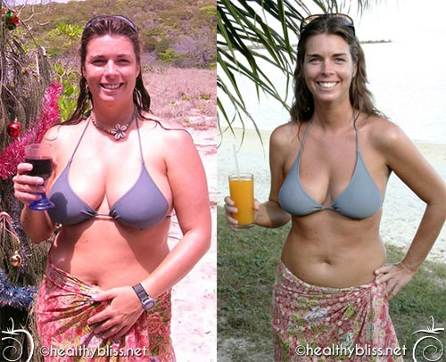 and After Pictures - Raw Food Diet - Detox - Reboot - Weight Loss ...