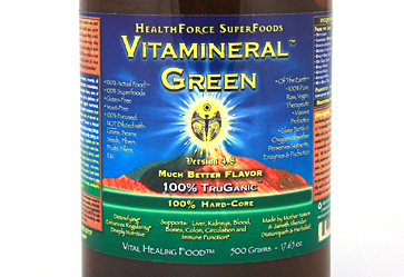 Vitamineral Greens