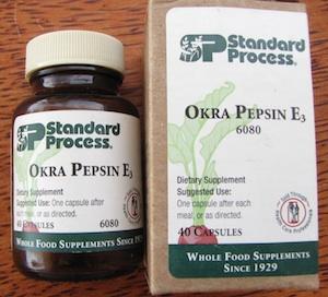 Okra Pepsin Formula