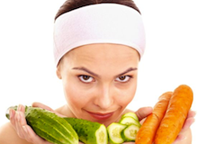 Healthy Glow Keeps You Looking Young