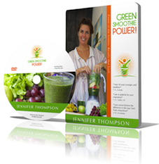 Green Smoothie Power DVD!