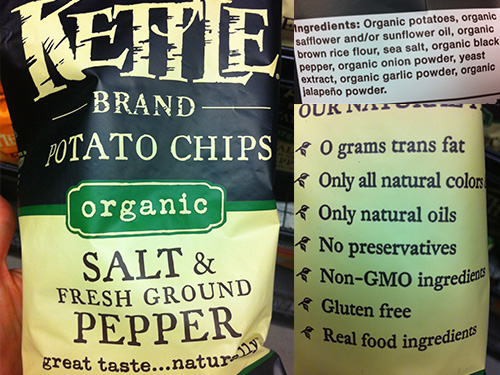 Why I don\'t buy 90% of the \'food\' at Wholefoods - Food Labeling ...