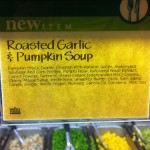 Be wary of all soups in restaurants and salad bars, 99% of them have MSG in the soup stock.