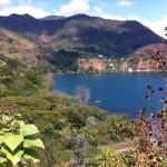Beauty and nature at Lake Atitlan