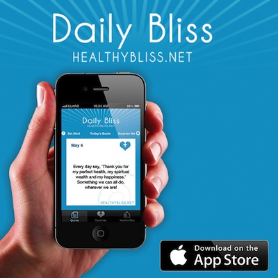 Get your dose of Daily Bliss!