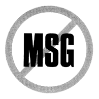 MSG is a flavor enhancer and excito-toxin that overstimulates the brain