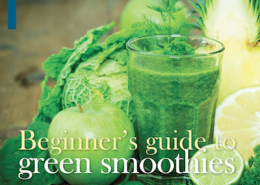 Beginner's Guide Green Smoothies