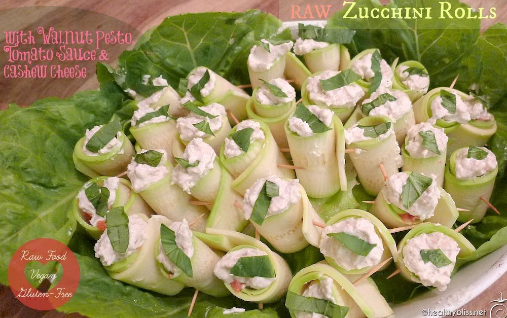 rawzucchinirolls