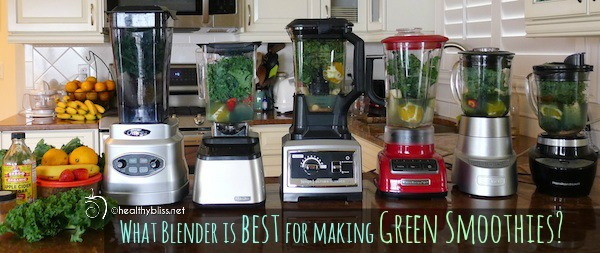 With so many blenders out there - which one should you choose?!