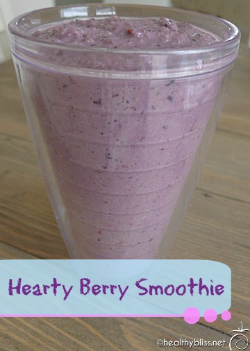 For the love of smoothie! This is Raw Food Bliss!