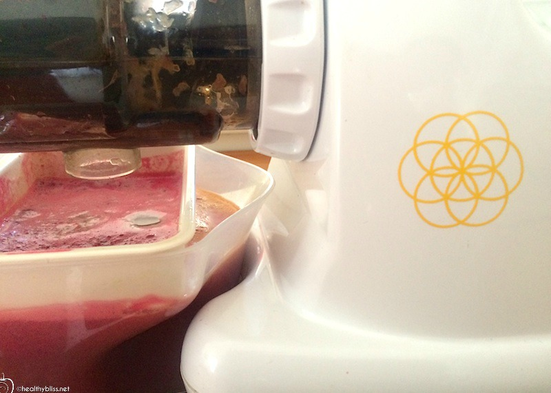 Add sacred geometry to your juicer, blender and fridge to re-connect with Source energy
