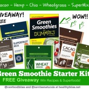 Green Smoothie Giveaway