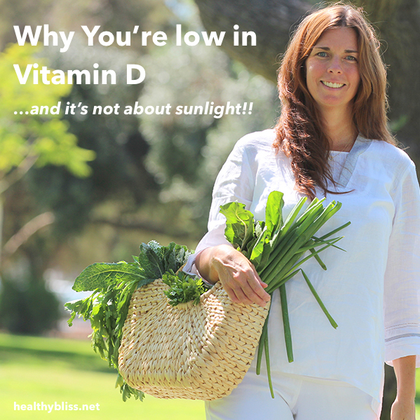 There's more than meets the eye with Vitamin D...