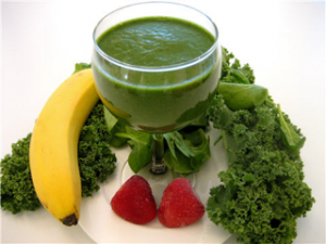 Green Smoothie Power