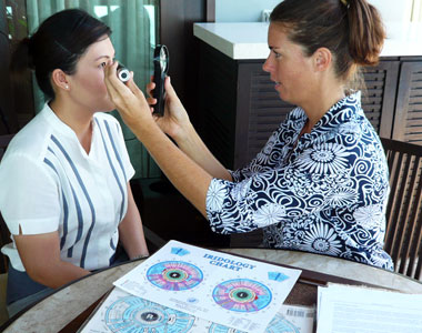 Jennifer Thompson, Certified Comprehensive Iridologist (CCI)