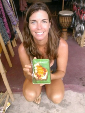 Looking younger & better with a healthy glow at age 38 thanks to raw foods!!  (Thailand, 2009)
