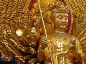 Quan Yin, Bodhisattva, Goddess of Compassion