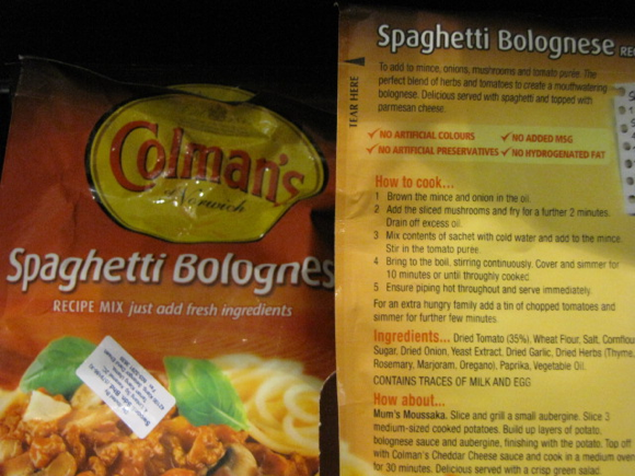 Tricky Food Labeling at it's Best