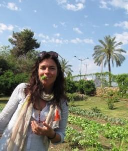 Eating Organic at Barzilay Restaurant
