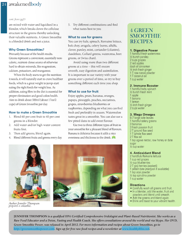 Beginners guide to green smoothies green smoothies 101 what is how to make a green smoothie with easy recipes forumfinder Choice Image