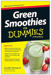 Green Smoothie recipes for Acid Reflux and many other common ailments too!